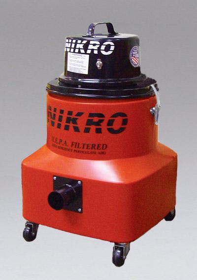 lv10 10 gallon hepa lead vacuum 10 gallon hepa lead vacuum nikro industries - Hepa Vacuum