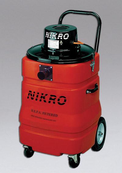 lv15 15 gallon hepa lead vacuum 15 gallon hepa lead vacuum nikro industries - Hepa Vacuum