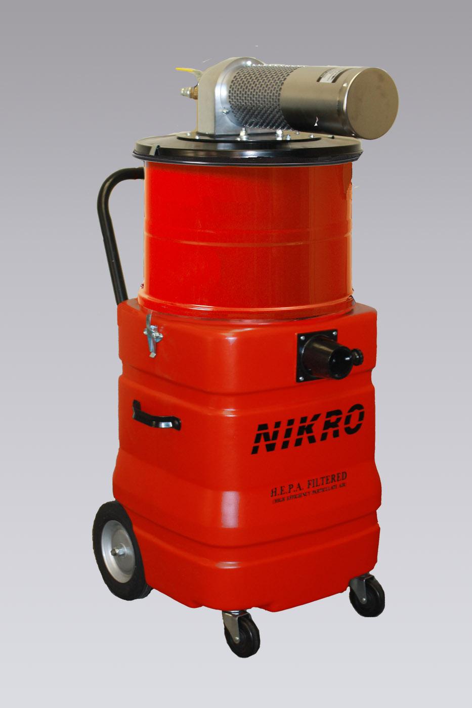 Apw15150 Polyethylene Pneumatic Vacuums Compressed Air