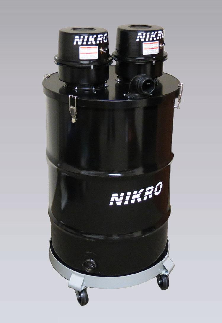 Dp55dual 55 Gallon Dual Motor Wet Dry Vacuum