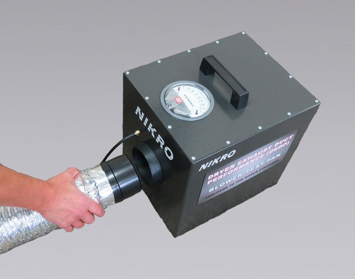 862429 Dryer Vent Testing Kit
